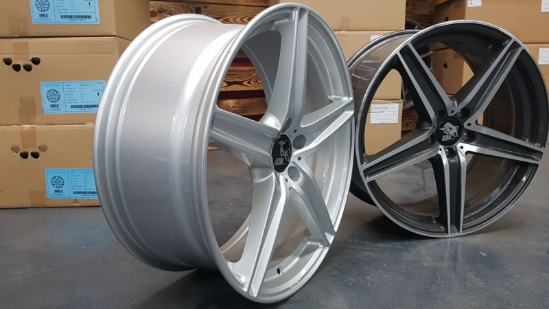 ultra wheels ua7 silber 8 5x20 ultra wheels shop. Black Bedroom Furniture Sets. Home Design Ideas