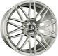 Ultra Wheels UA1 Race 8x17 silber