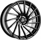 Ultra Wheels UA9 8x18 Links - schwarz
